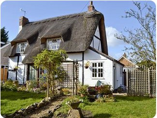 Straddlestones Cottage in Pershore, Worcestershire