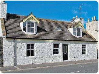 Tarff Cottage in Port William, Wigtownshire