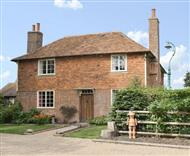 The Farmhouse at Darling Buds Farm in Kent