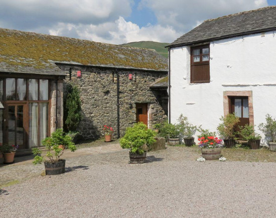 The Garth in Threlkeld, Cumbria