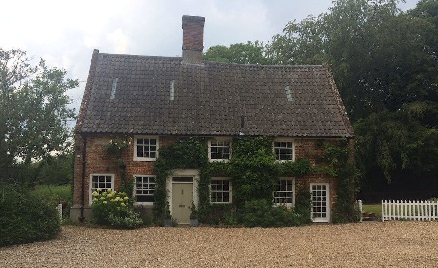 The Mill House in Lyng, Norfolk