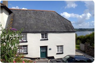 The Old Bakehouse in Dittisham, Devon