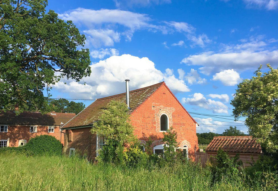 The Old Chapel in Aylsham, Norfolk