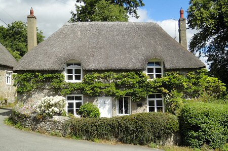 Thorn Cottage in Chagford, Devon