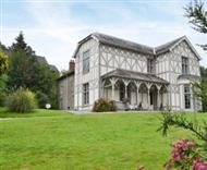 Treburvaugh House in Powys