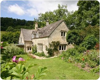 Trillgate Cottage in Painswick, Gloucestershire