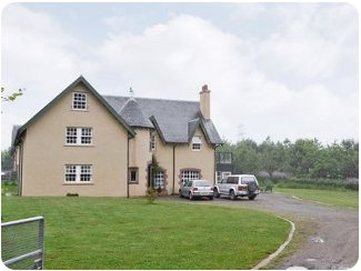 Tulchan Lodge in Glenalmond, Perthshire