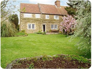 Wallflower Cottage in South Petherton, Somerset