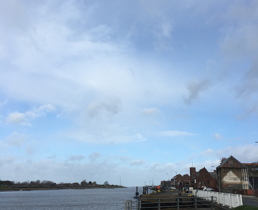 King's Lynn is 8 miles from Waters Edge. This the Quayside in King's Lynn