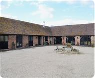 West Barn in Gloucestershire