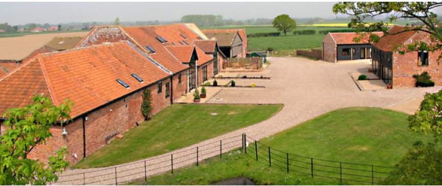 Wheatacre Hall Barns in Beccles, Suffolk