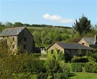 Wheel Farm Cottages in Devon