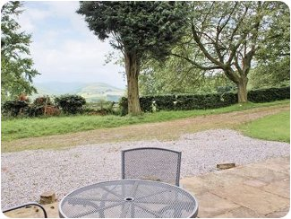 Enjoy the views at Winhill Cottage