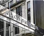 Apex City of London hotel in London