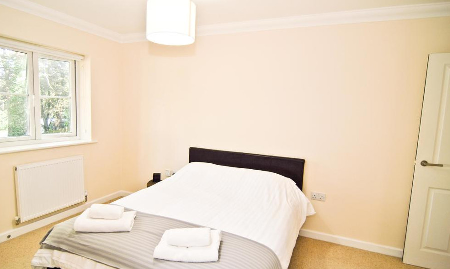 Room and Roof Serviced Apartments have 1 and 2 bedrooms apartments