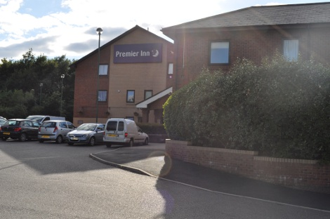Rubery Premier Inn - what more can I say