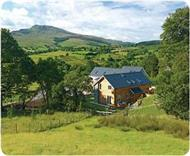 Bryn Caled Cottages in Bala