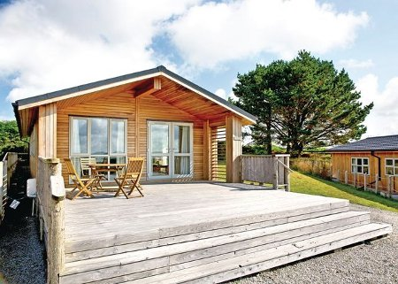 Caddys Corner Lodges in Falmouth, Cornwall