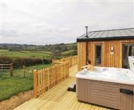 Castlepren Lodges in Wales