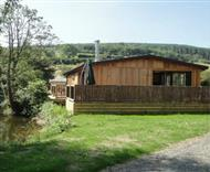 Clun Valley Lodges in Shropshire