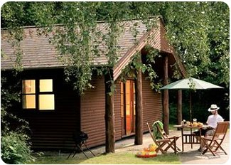 Eversleigh Woodland Lodges in Shadoxhurst, Kent