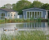 Florence Springs Lakeside Lodges in South Wales