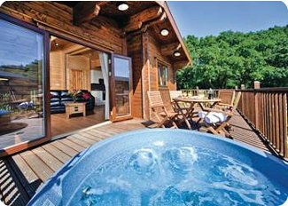 Heathside Lodges in Wenhaston, Halesworth