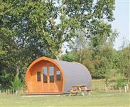 Heathside Pods in Suffolk