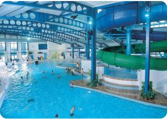 Hendra Holiday Park in Newquay, Cornwall