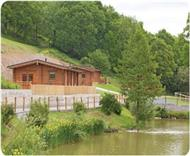 Kingsford Farm Lodges in Devon