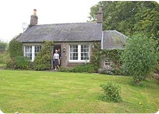 Kinpurnie Estate Cottages in Blairgowrie, Perthshire