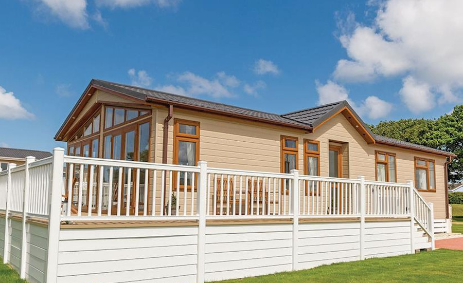 Mundesley Holiday Village in Mundesley, Norfolk