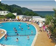Sandaway Beach Holiday Park in Devon