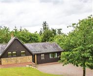 Slaley Hall Lodges in Northumberland