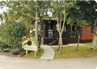 Summer Lodge Holiday Park in Whitecross, Cornwall