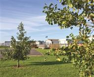 The Chase Holiday Park in Lincolnshire