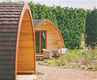The Manor Resort Pods in Grimsby