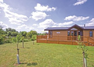 The Springs Lakeside Holiday Park in Pershore, Worcestershire