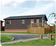 Weston Wood Lodges in Derbyshire