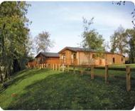 Wicksteed Park Lodges in Northamptonshire