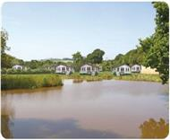 Wigmore Lakes Lodges in Shropshire
