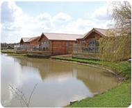 Willow Lakes Lodges in Lincolnshire
