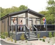 Woodside Beach Lodges in Isle of Wight