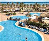 Jaz Mirabel Beach in Egypt