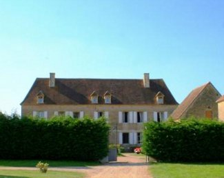 Manoir De Teuran in Burgundy