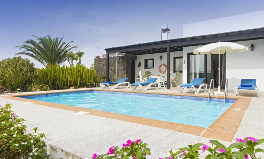 Villa Graciana in Playa Blanca, Lanzarote