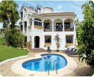 Villa Panorama in Costa del Sol