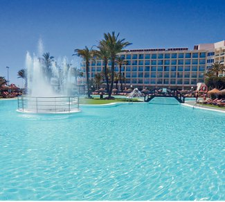 Thomas Cook Zoraida Resort in Spain