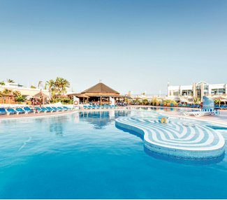 Thomas Cook Club Playa Blanca on Lanzarote