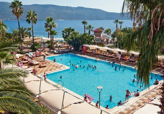 Thomas Cook Ersan Resort & Spa in Turkey